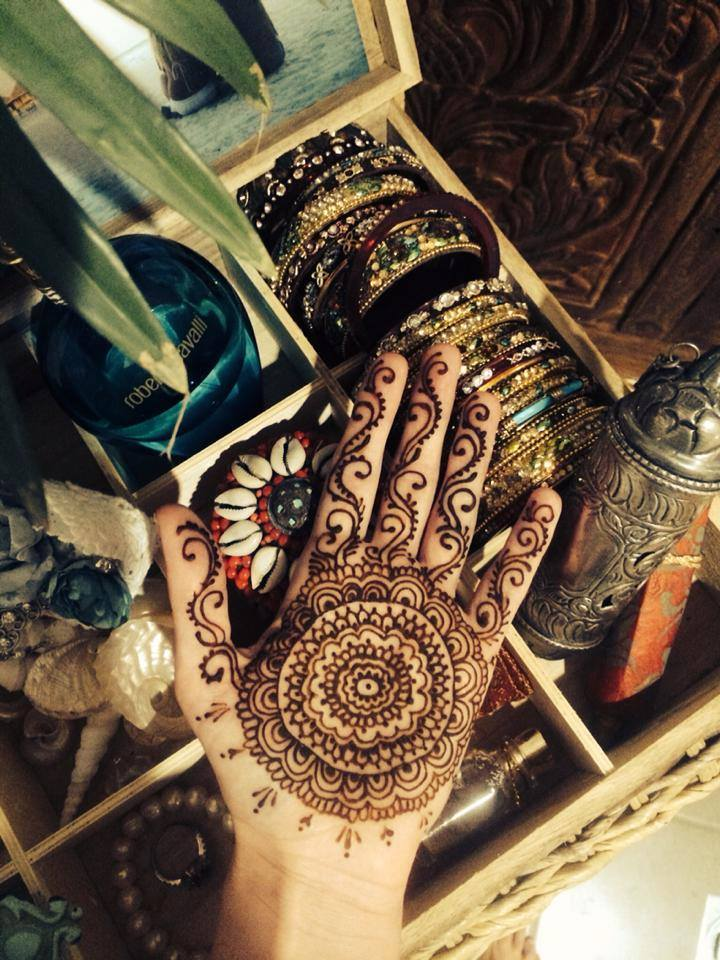 Henna Party Rates : Rates henna by riana