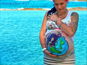 Belly Painting 01