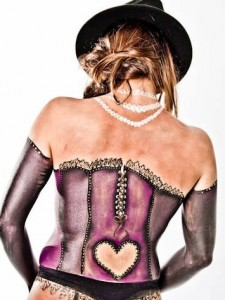 Body Painting Mid North Coast