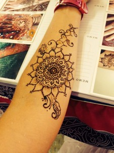 Henna tattoo Coffs Harbour
